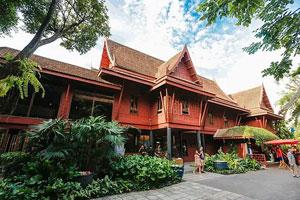 พิพิธภัณฑ์บ้านเรือนไทยของจิม ทอมป์สัน