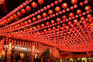 งานตรุษจีนไชน่าทาวน์เมืองเชียงใหม่