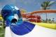 Santorini Water Fantasy